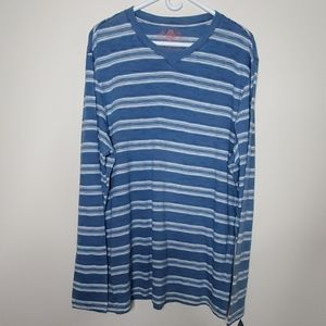 American Rag Men's Long Sleeve Tee Shirt, XL, NWT